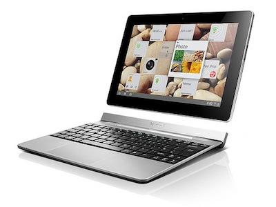 Lenovo IdeaTab S2:可接鍵盤底座、10吋平板的新選擇
