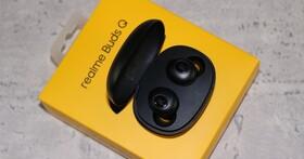 realme Buds Q 真無線耳機開箱實測:輕量防潑水、親民價八百元有找
