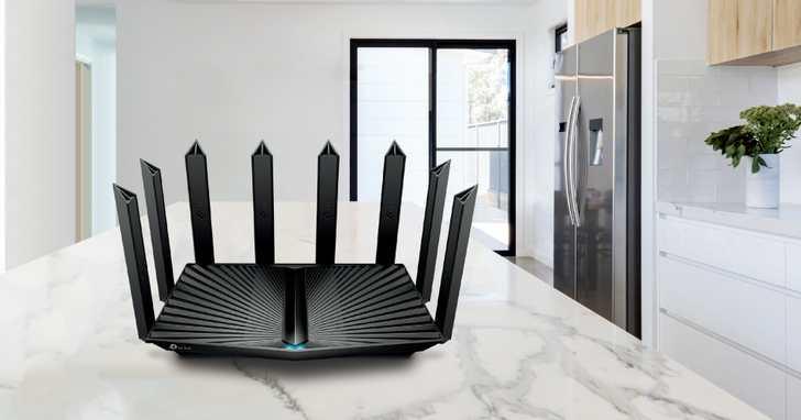 TP-Link 發表 Archer AX90 三頻 Wi-Fi 6 高階路由器,僅售佛心價 5,499 元,堪稱 CP 值最佳