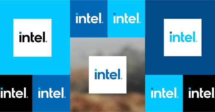 Intel 官方 Logo 果然換了,重新設計的極簡風格有什麼意義?