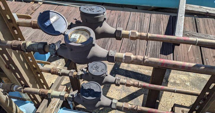 遠傳助北水處建置2000餘具智慧水表,預計年底完工