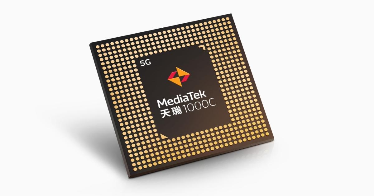 聯發科為美國打造天璣 1000C 處理器,首發機種為 LG Velvet 5G 美國版
