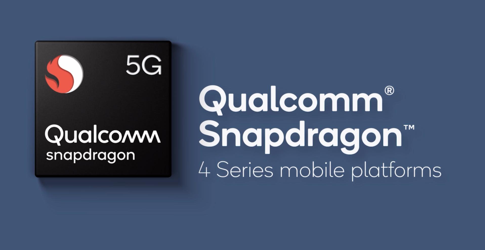 更平價的 5G 手機即將登場,高通宣佈將 5G 擴展至 Snapdragon 4 系列處理器