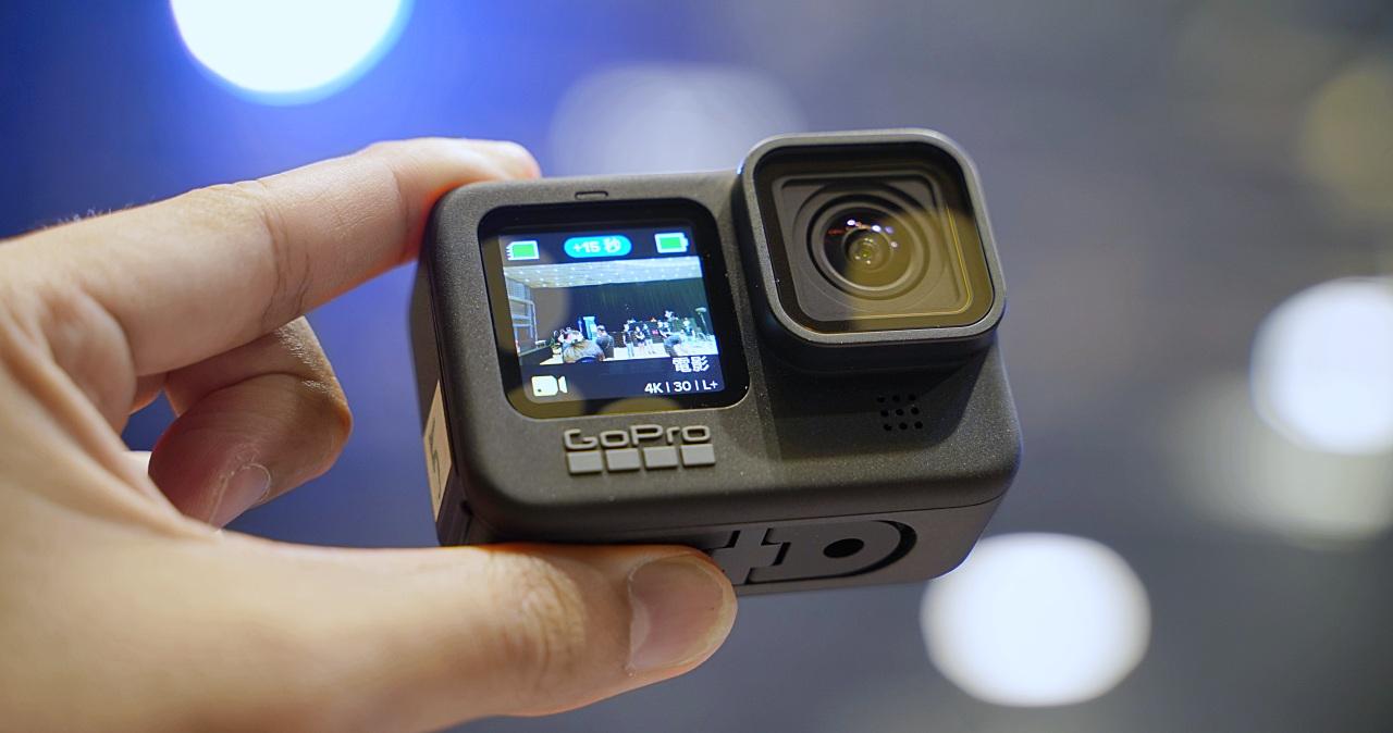 GoPro Hero 9 Black 登台,晉升 5K 錄影 2000 萬畫素