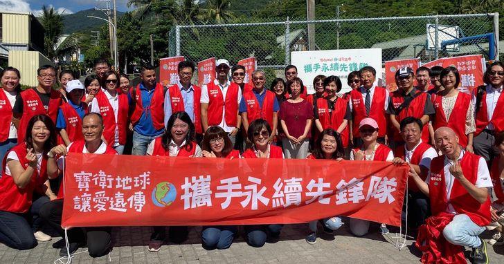 擴大永續影響力!遠傳號召26家供應商共組「攜手永續先鋒隊」