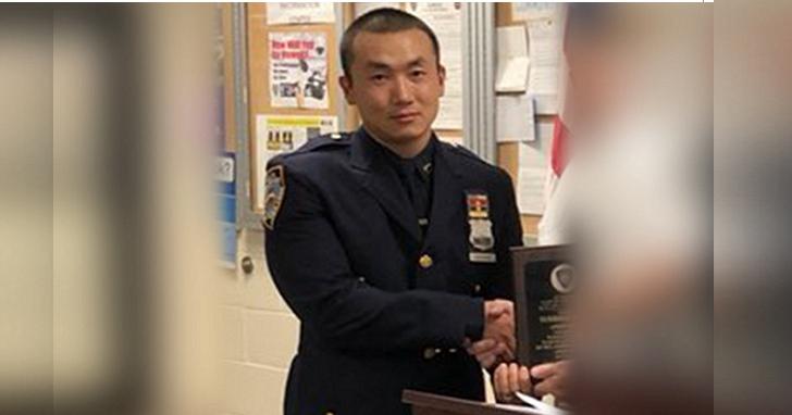 真實版無間道,紐約市一名警察被指為中國間諜、長期蒐集當地華人訊息