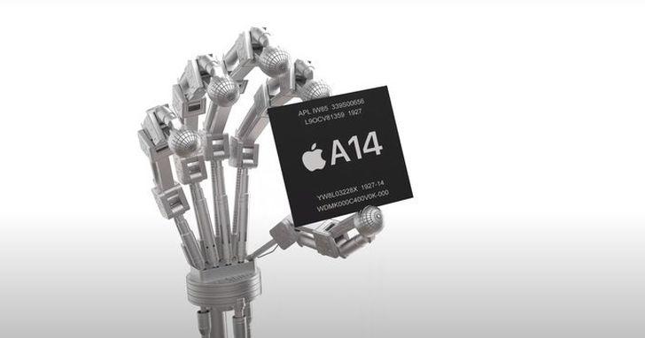 將要用在 iPhone 12 上的 A14 晶片,很強嗎?