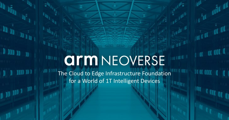 Arm發表Neoverse V1、N2處理器,強化基礎建設解決方案
