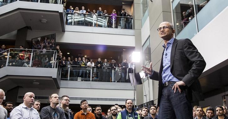 微軟CEO納德拉首談為何收購《上古卷軸》母公司,及TikTok「那不是我願意參與競標的交易」