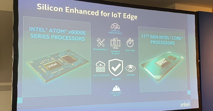 Silicon Enhanced for IoT Edge