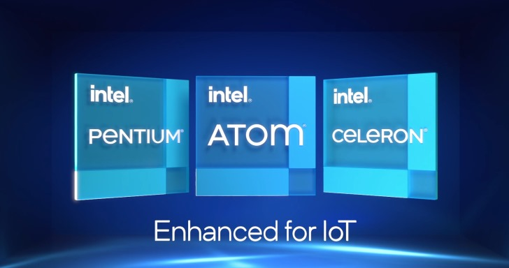 Intel推出Elkhart Lake處理器,與Tiger Lake處理器共同提供邊緣運算解決方案