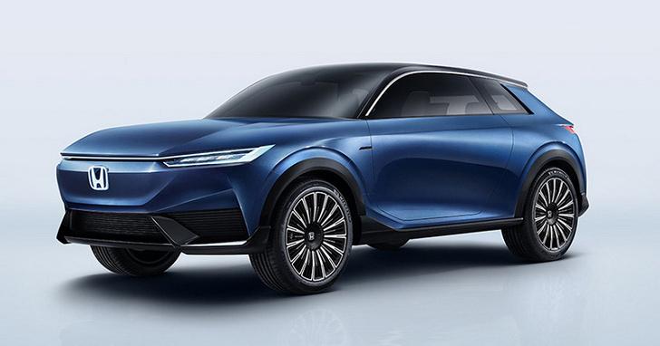 Honda 純電 SUV e:concept 及 CR-V PHEV 預告明年正式上市