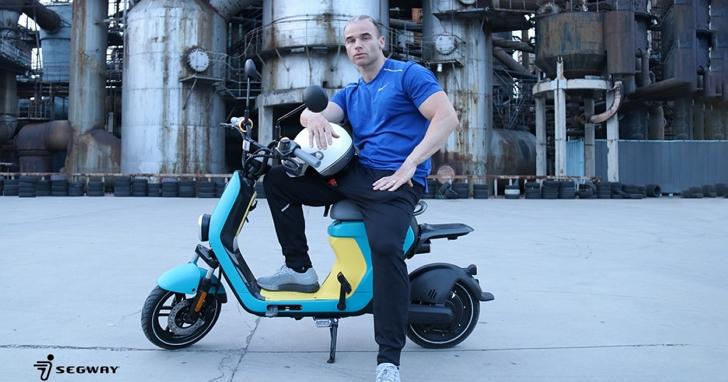 賽格威推出eMoped C80輕便摩托式電動自行車