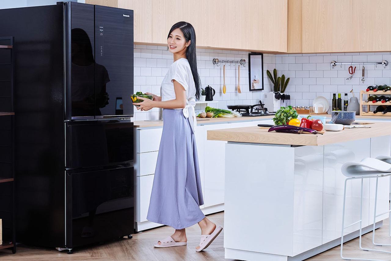 保鮮、美味料理神助手!Panasonic 節能健康雙科技電冰箱實測~在台灣也能享受日系高科技生活