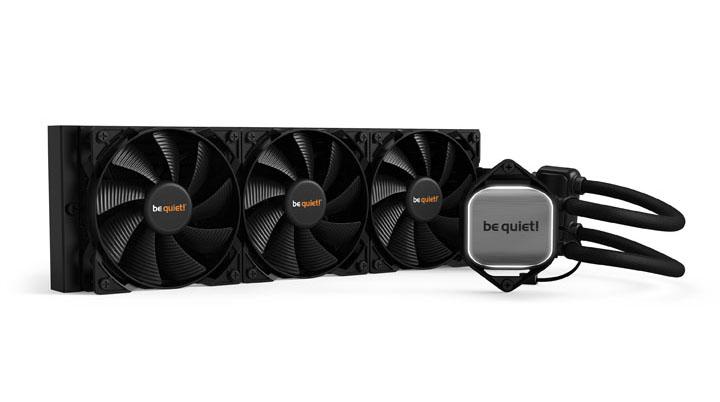 be quiet! Pure Loop 一體式CPU水冷散熱器 – 吸睛外型與高效散熱的完美搭配高性能靜音水冷散熱器 市場上最高性價比水冷選擇