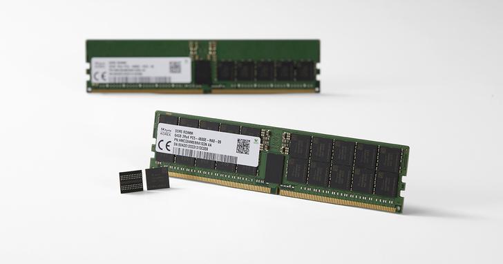 全球首款 DDR5 記憶體正式登場,韓國 SK 海力士搶先首發