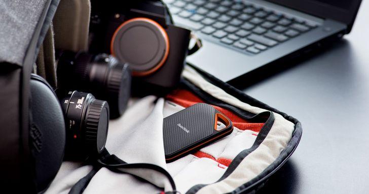 SanDisk Extreme行動固態硬碟系列全新改版,速度提升近兩倍