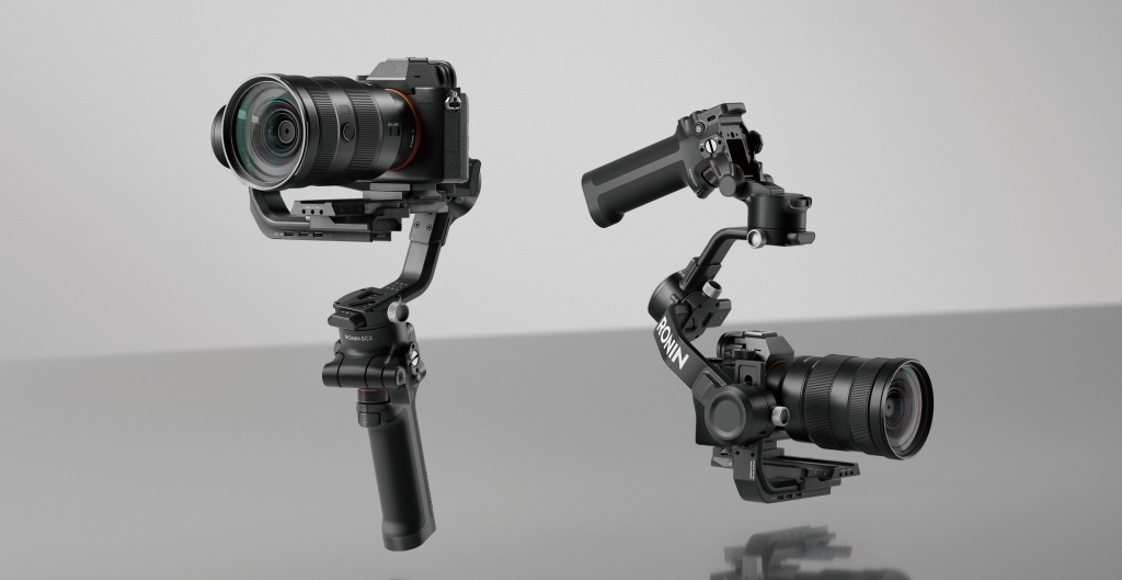 DJI 推出新攝影雲台 RS2、RSC 2,適用單反、微單相機、負重達 4.5 公斤