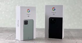 Google Pixel 5 / 4a 5G 開箱比一比,兩款手機差在哪?