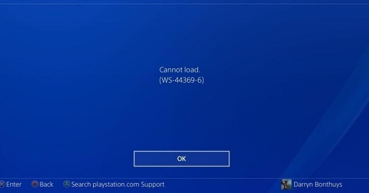 PS4主機才推8.00版更新就傳災情,好友名單、通訊功能故障、連線遊戲無法玩