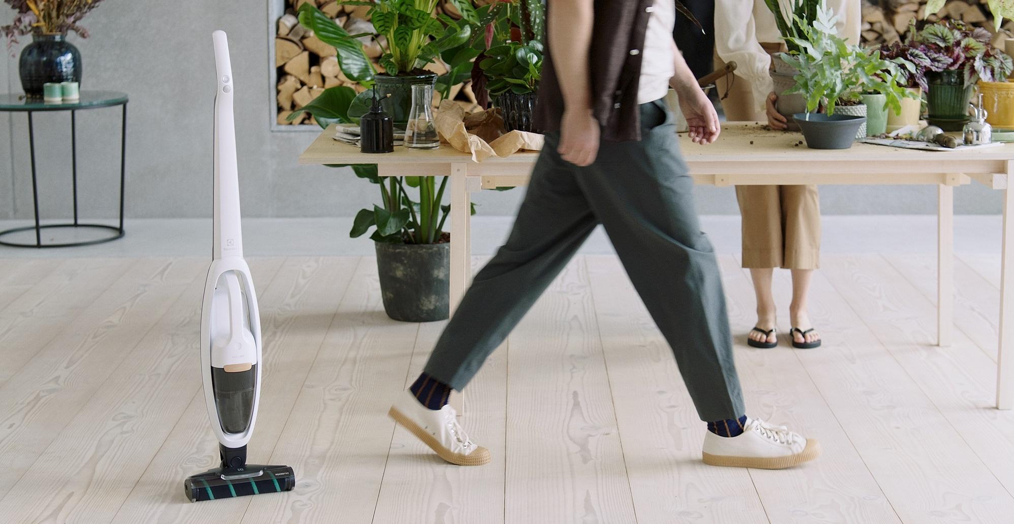 伊萊克斯發表新 Well Q7 無線吸塵器,小家電促銷滿額現折三千