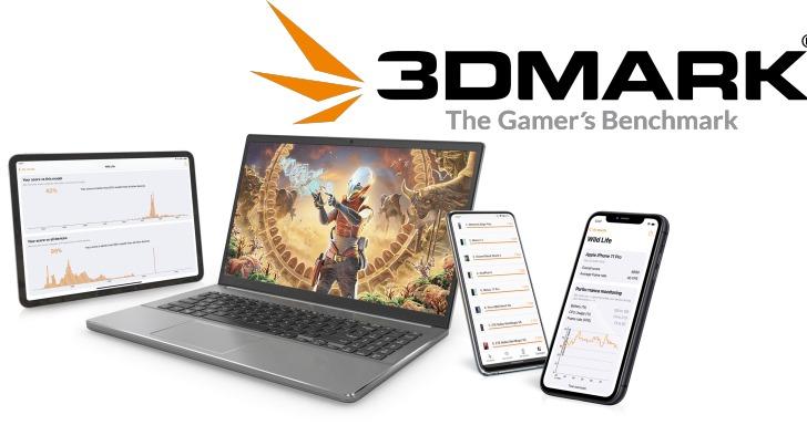 3DMark推出全新WildLife測試項目,示範如何跨平台測試Android、iOS、Windows效能