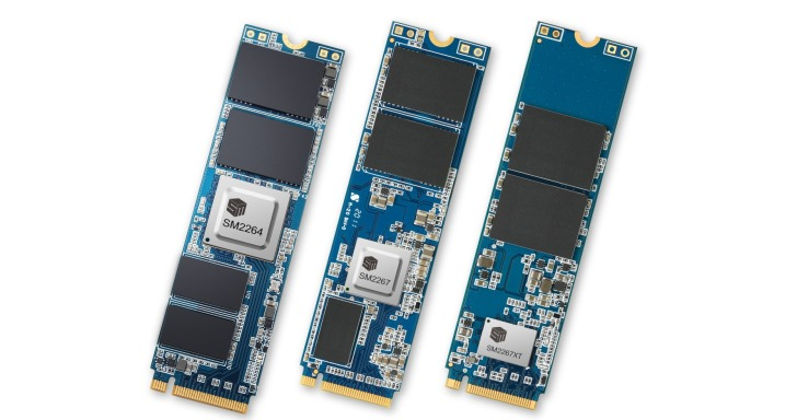 Silicon Motion推出全新系列PCIe 4.0 NVMe 1.4固態硬碟控制器,提供完整解決方案