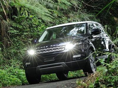 Land Rover Range Rover Evoque,一款巨型的都會小車