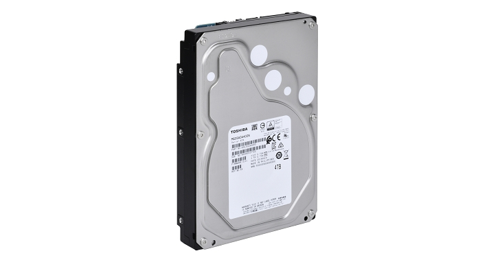 Toshiba 推出 MG08-D 系列企業級硬碟,傳輸速度與可靠性指標均有所升級