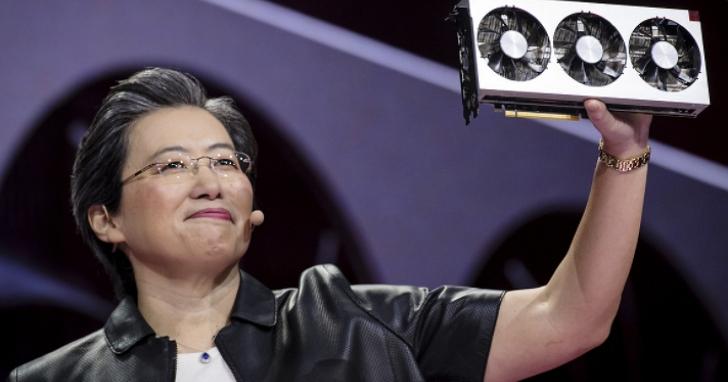 AMD史上最強顯卡 RX 6000 明日發佈,蘇媽提前試刀表示迫不及待