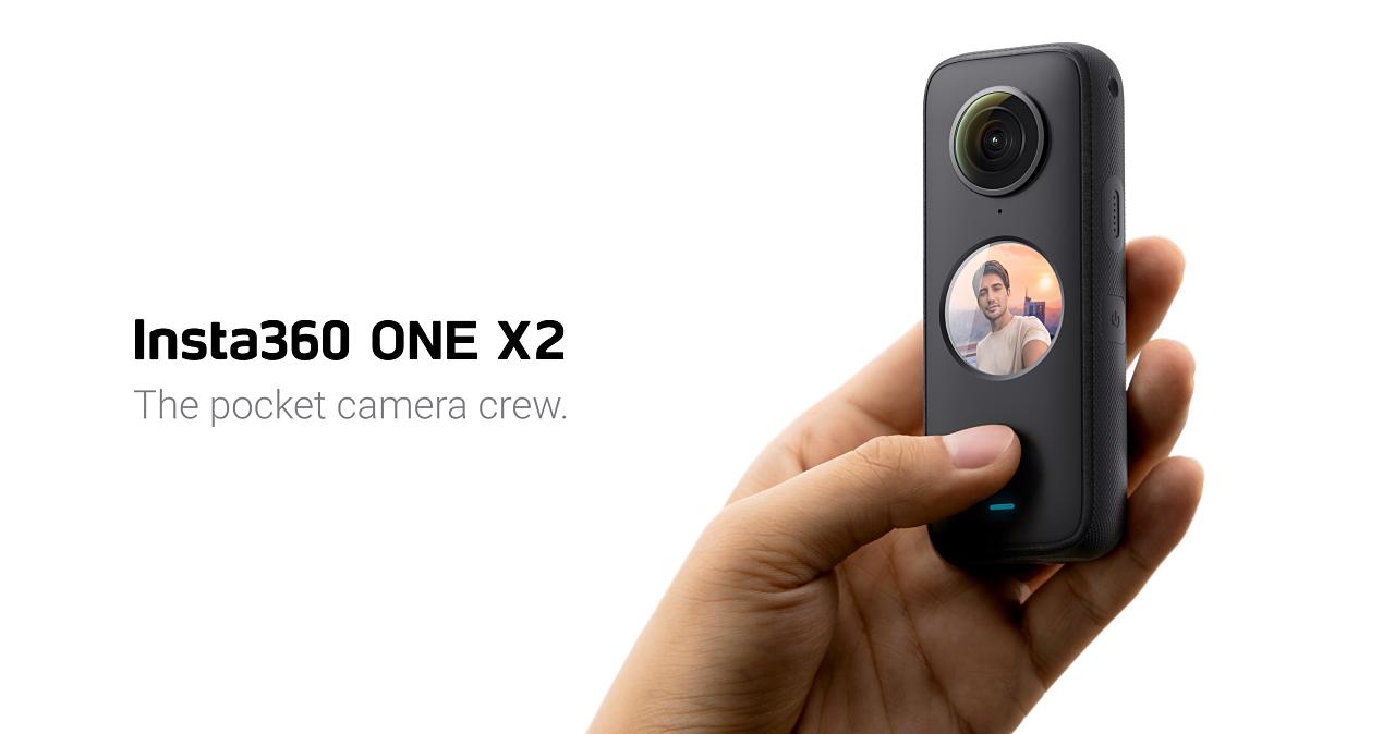 Insta360 One X2 發表,搭載 IPX8 防水防塵,防震再升級