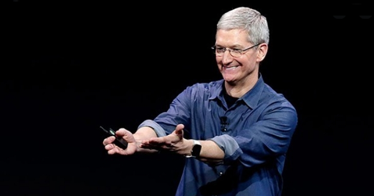 雖然分析師因iPhone 12遲到看衰蘋果,庫克還是用上一季財報將他們打臉
