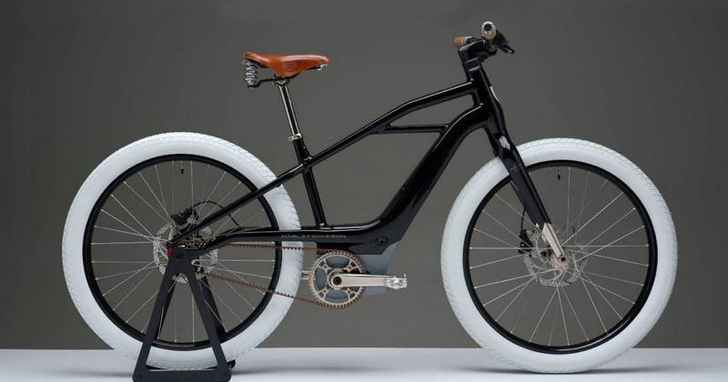 哈雷帶來新產品,不是重機而是電動腳踏車!