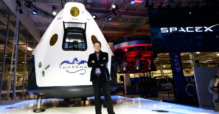 SpaceX:火星不適用任何地球法律,馬斯克將成為史上首位擁有一顆星球的男人?