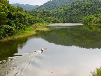 苗栗旅遊景點:明德水庫、日新島、魯冰花農莊介紹