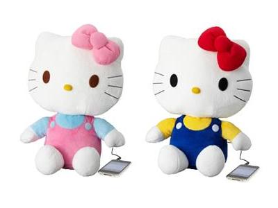 會跳舞的 Dancing Hello Kitty 喇叭,情人節 3C 禮物好選擇