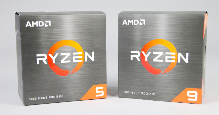 AMD Ryzen 5000處理器效能實測,最狂遊戲處理器超車Intel成就達成