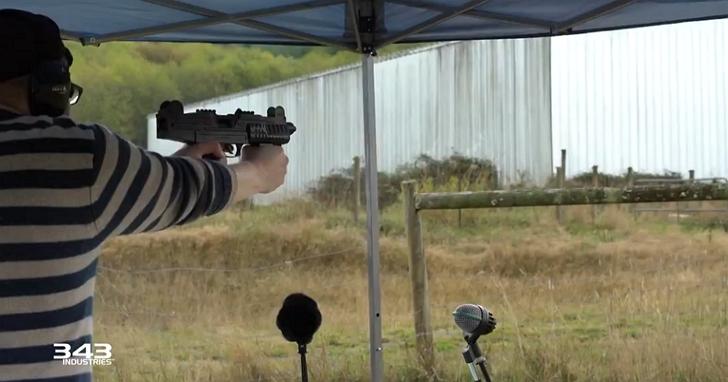 遊戲中武器音效如何製作?《最後一戰:無限》表示我們都真槍實彈來真的!