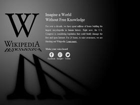 你支持 SOPA 法案還是網路自由?