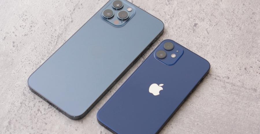iPhone 12 Pro Max、mini 內容開箱!Pro Max三主鏡頭望遠變焦實拍比一比