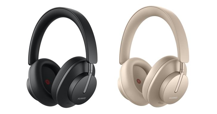 華為在台上市首款 ANC 主動式降噪耳罩耳機 FreeBuds Studio,售價 9,490 元