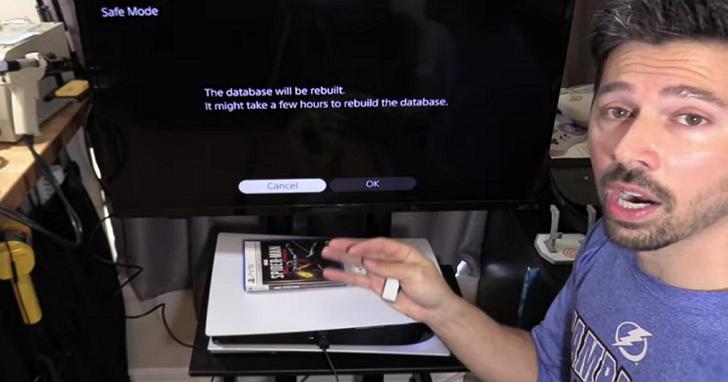 索尼提供 PS5 下載 Bug導致機器必須恢復原廠設定解法:請進入安全模式