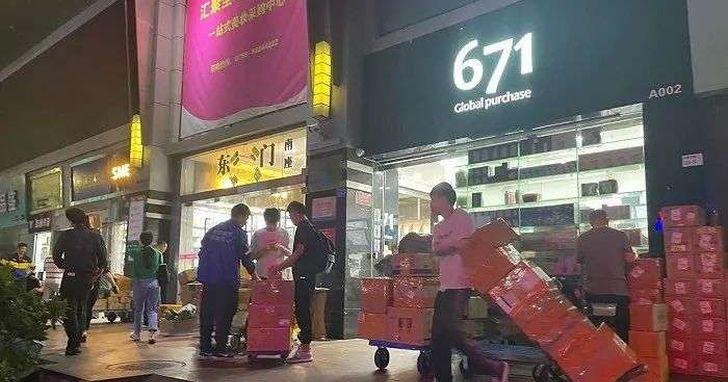 曾是山寨手機代名詞的「深圳華強北」,現在正在轉型賣美妝