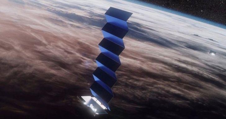 計畫發送 42000 顆衛星的星鏈計畫,被推測已發送的衛星已有 3% 失效