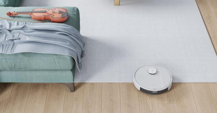 ECOVACS 推出新款 DEEBOT N8 掃拖除菌三合一機器人,早鳥預購萬元有找
