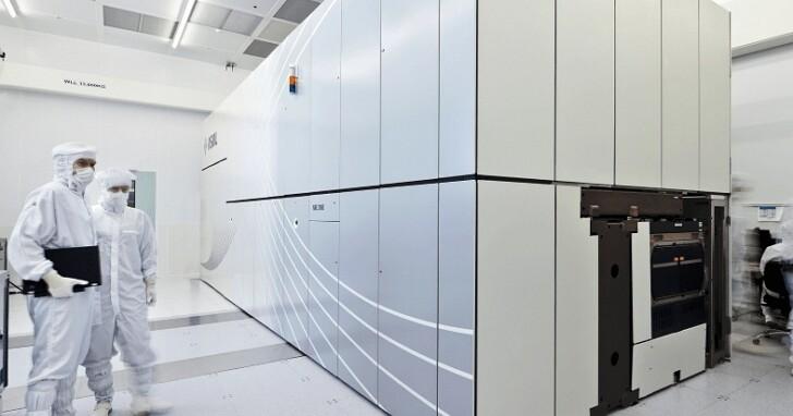 摩爾定律還沒走到底!ASML 1 奈米製程光刻機完成設計即將商業化