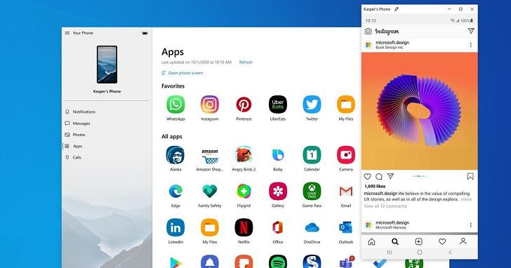 感受到蘋果威脅?微軟打算讓Windows可以直接執行 Android App