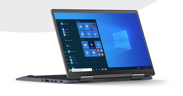 Dynabook Portégé X30W-J  只有 989 克,全球最輕 13.3 吋螢幕翻轉筆電
