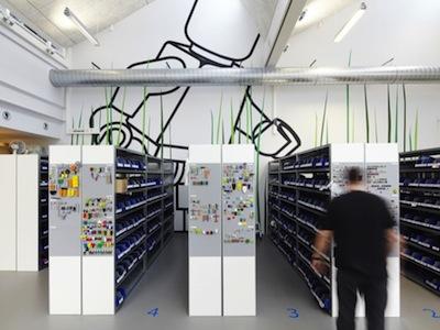 樂高 LEGO 丹麥總部辦公室,帶你進入 LEGO World