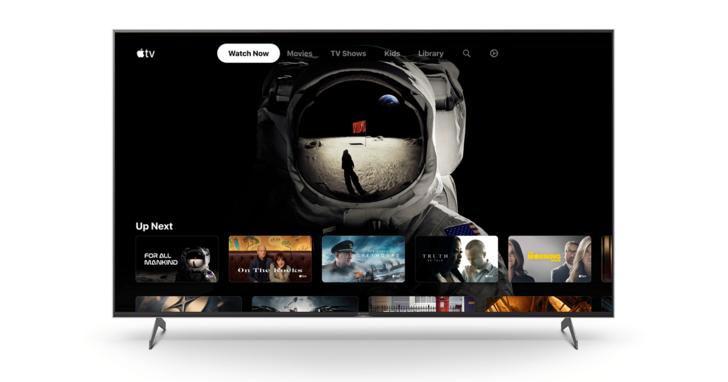 Sony 電視也將支援 Apple TV 應用程式囉!今天起陸續更新